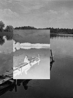 Helsinki School   Artists   Niina Vatanen   Portfolio   Archival Studies A Portrait Of An Invisible Woman