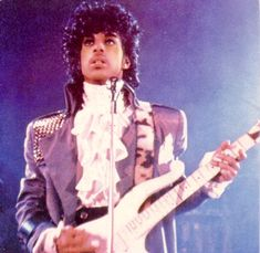 Loved Prince and Purple Rain - saw him in concert in 1985!