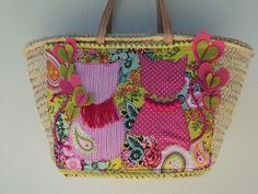 Carmen Miranda basket, handmade by Carolina Bernardo