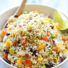 Whole Food Salada de Quinoa Califórnia