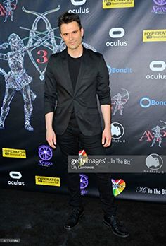 Actor Kash Hovey attends Artemis Women In Action Film Festival at Laemmle's Ahrya Fine Arts Theatre on April 20, 2017 in Beverly Hills, California. (Photo by Lilly Lawrence/Getty Images)  People: Kash Hovey Photo by Lilly Lawrence - © Getty Images