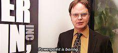 Dwight says: