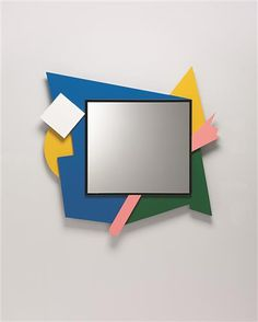 PHILLIPS : UK050112, ALESSANDRO MENDINI, Rare 'Kandissa' mirror