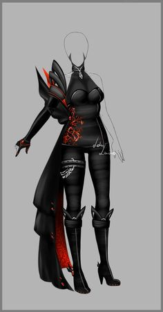 08c1867ed5bbff717231abf788740d2f--drawing-clothes-character-outfits.jpg (600×1150)