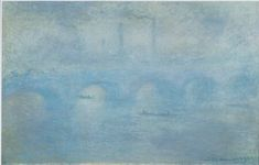 Claude Monet, Waterloo Bridge, 1903 (3)