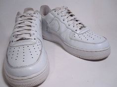 Nike Air Force Ones Mens Size 10 5 Low Top | eBay