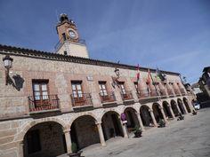 VALDEVERDEJA (Toledo) - Ayuntamiento