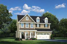 Koch Homes - Crossland Farm, Severn MD - Dayton model, quick move in