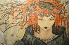 Eliza, from The Wild Swans