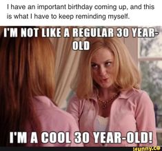 cool, 30, year, old, birthday