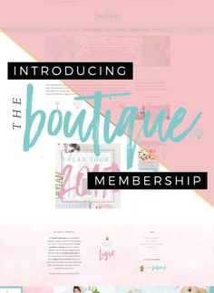 A Membership with Monthly Trainings, Wellbeing Resources + A Community of Ladybosses?