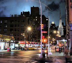NYC Street - 30 Incredible HDR Photos of New York City
