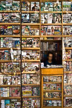 "Photo ""My life as a magazine"" by Tiago Ribeiro"