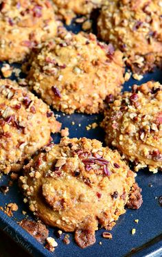Maple Bacon Streusel Muffins | from willcookforsmiles.com #muffin #breakfast #brunch