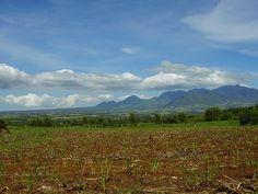 Mountains on Negros Island, Philippines