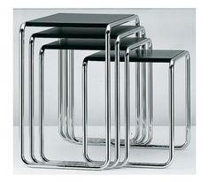 Table B 9 Thonet Designer : Marcel Breuer