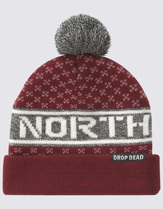 North Bobble Hat #DDXMASWISHLIST