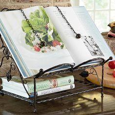mooie kookboekenstandaard