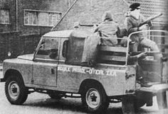 Official IRA Mobile Patrol 1972