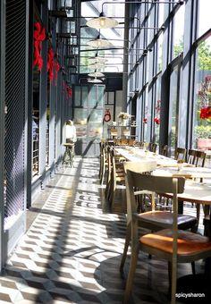 Acme Bar and Coffee (ABC), Jalan Binjai Troika KL - Spicy Sharon