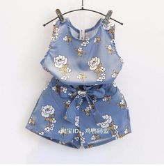 Best Ideas For Baby Clothes Patterns Girl Daughters Girls Summer Outfits, Baby Outfits, Kids Outfits, Baby Girl Fashion, Kids Fashion, Fashion Outfits, Baby Clothes Patterns, Clothing Patterns, Baby Girl Dresses