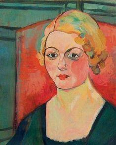 Desde el Renacimiento hasta nuestros días: Suzanne Valadon (1865-1938)