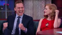 Tom Hiddleston Talks About His Hot Crimson Peak Sex Scene and Showing His Naked Butt—Watch! | E! Online