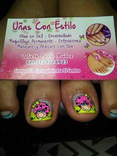 Toe Nail Art, Toe Nails, Toenail Art Designs, Nail Tips, Pedicure, Nail Colors, Finger, Beauty, Pastel