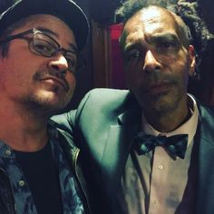 """Roddy Bottum on Twitter: """"my two favorite singers (Mike Patton and Chuck Mosley) #FaihNoMore"""