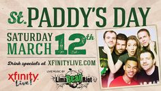 Don't miss the biggest St. Paddy's Day in Philly on Saturday, March 12th. Live performances by Lima Bean Riot in Victory Beer Hall.  Celebrate the Irish with us with a CASH Balloon Drop, Irish acoustic tunes and a Pot of Gold full of awesome prizes! Enjoy drink specials including:  - $3 Green Beer, $4 Select Cocktails and $5 Irish Car Bombs.