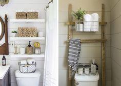 Soluzioni per sfruttare lo spazio in bagno