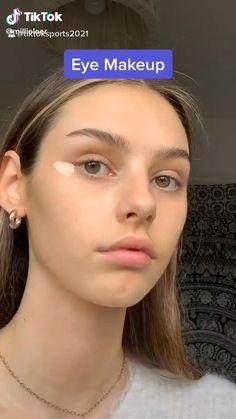 Casual Makeup, Edgy Makeup, Makeup Eye Looks, Grunge Makeup, Eye Makeup Art, Natural Eye Makeup, No Eyeliner Makeup, Cute Makeup, Pretty Makeup