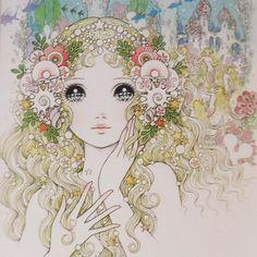 """""""#ふりかえりがたり 病み上がりのおひとり様、高橋真琴さんの原画を観に行きました。  子供の頃に読んだお姫様の絵本は、真琴さんのものがほとんどでした。色々なお話があるなか、私が一番好きだった…というか、気になり続けているお話が「人魚姫」です。  と言っても、男性はあらすじを知らない方も多いかも。こんなお話。…"""""""