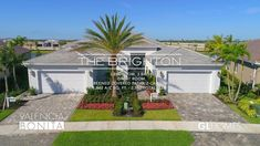 The Brighton Model Home   Valencia Bonita in Bonita Springs, Florida   G...