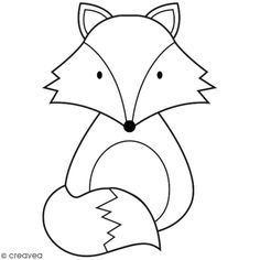 Tampon Bois Artemio - Renard - x 5 cm - Tampon bois - Creavea Tampon Bois Artemio - Renard - x 5 cm Fox Coloring Page, Coloring Pages, Stencil Animal, Wood Stamp, Christmas Embroidery, Printable Designs, Embroidery Patterns, Wool Applique Patterns, Baby Decor