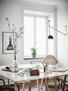 The Best Home Office Decor Inspirations For Your Industrial Home Interior  Design | Be Inspired Www