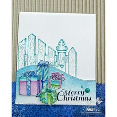 Heartfelt Creations - Merry Christmas Packages Project