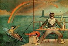 "Balthus ""The Mediterranean's Cat"""