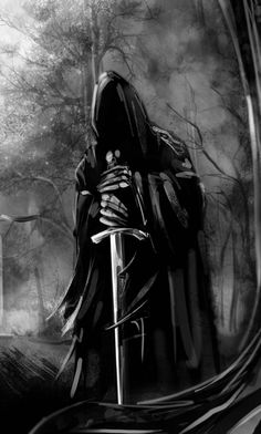 Fantasy, Men, The Lord of the Rings, free. Death Reaper, Grim Reaper Art, Grim Reaper Tattoo, Fantasy Male, Dark Fantasy Art, Dark Art, Dark Angel Wallpaper, Gothic Wallpaper, Knight Tattoo