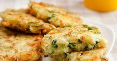 Cutlets from zucchini Good Healthy Recipes, Veggie Recipes, Diet Recipes, Vegetarian Recipes, Health Recipes, Healthy Brekfast, Zucchini Patties, Food Suppliers, Tummy Yummy