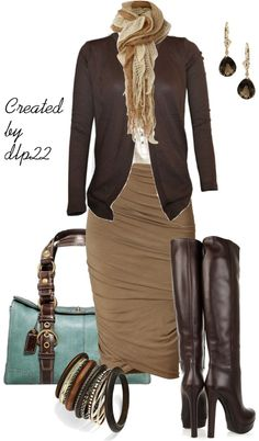 """""""Fall Work"""" by dlp22 on Polyvore"""