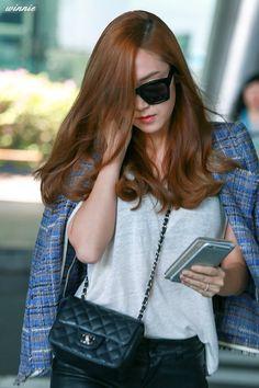 JESSICA ICN AIRPORT #JessicaJung