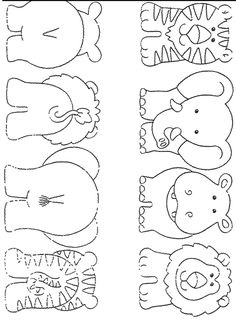 Animals A4 printable. Camping, Out of Africa, Safari, Jungle, Africa, Savannah, Serengeti, Zoo, Leaf, Wildlife, Wild, Decor, Party planning, Kids parties, Birthday parties, Christening parties, Education, DIY, Tribal, Tropical, Bush, Theme, Interiors, Tips, Ideas, Advice, Crafts, Budget, Homeware, Serveware, Fair Trade, UK, Mums, Planning, Interiors, New Products.