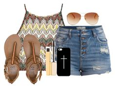 """EVERYDAY OUTFIT"" by hollybeanrocks ❤ liked on Polyvore"