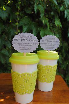 Jac o' lyn Murphy: Mama Java...Back to School Coffee