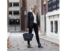 Leather style