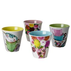Melamine Cup Two Tone