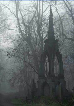 Bow Cemetery London.