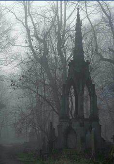 Bow Cemetery London.