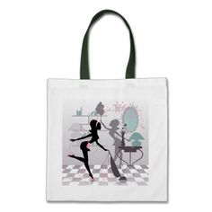 Spring Cleaning Canvas Bags